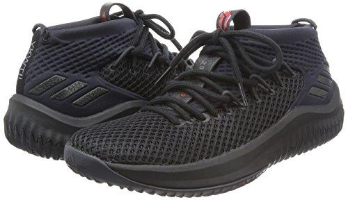 Adidas 4 Dame Da 000 Uomo negbas Ftwbla Negbas Fitness Scarpe Nero 5r5HdxqwP