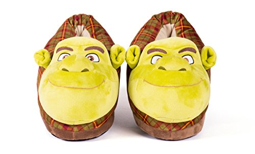 Slippers Dreams (Medium size (please check second picture there are measurement.)Happy Feet - DreamWorks Shrek Slippers)
