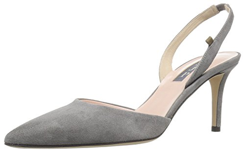 Adara Shoe (SJP by Sarah Jessica Parker Women's Bliss 70 Dress Pump, Adara, 40 EU/9.5 M US)