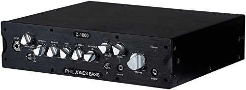 1000 watt bass amp head - 6