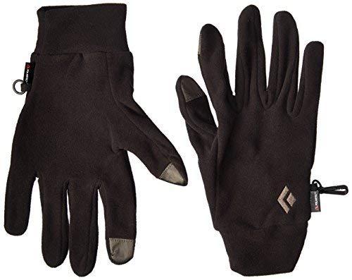 Unisex Lightweight Fleece - Black Diamond Unisex Lightweight Fleece Gloves Black MD
