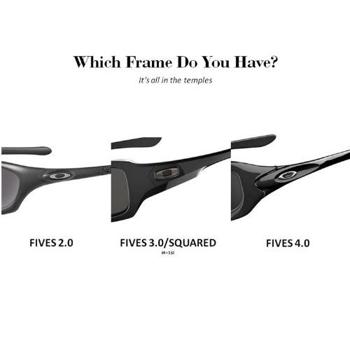Oakley Fives Lenses