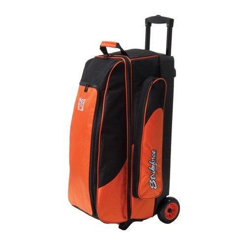 kr-strikeforce-cruiser-smooth-triple-roller-bowling-bag-orange