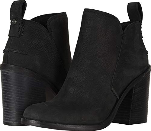 UGG Women's Pixley Boot Black 8 B US B
