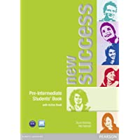 New Success Pre-Intermediate Students' Book (with DVD / Active Book)
