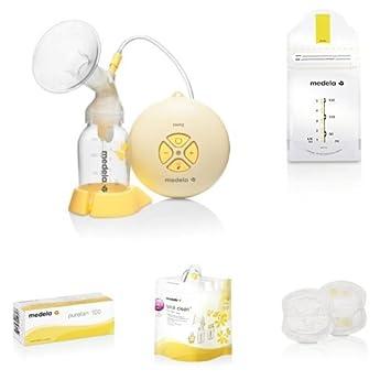 Medela - Extractor de leche eléctrico Swing Set: Amazon.es: Bebé