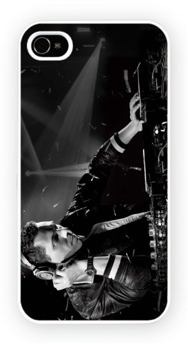 Tiesto Mixing Music, iPhone 5 5S, Etui de téléphone mobile - encre brillant impression
