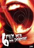 6 Film Per Non Dormire (3 Dvd) [Italia]