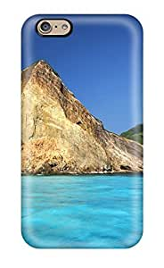 Excellent Design Earth Cliff Case Cover For Iphone 6