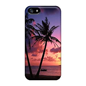 Pretty SdG7732xoFE Iphone 5/5s Cases Covers/ Sunset Series High Quality Cases