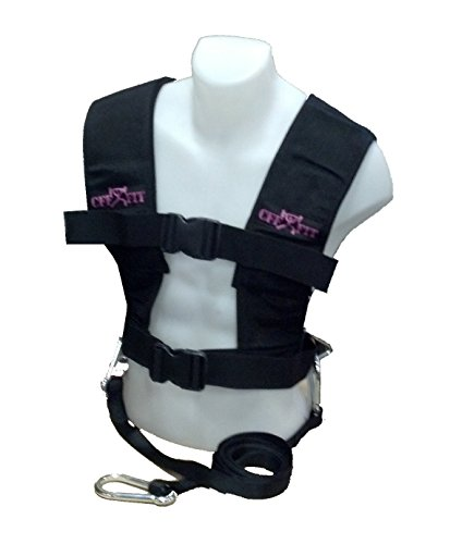 CFF Pink Sled and Lead Harness-Small/Medium by CFF FIT