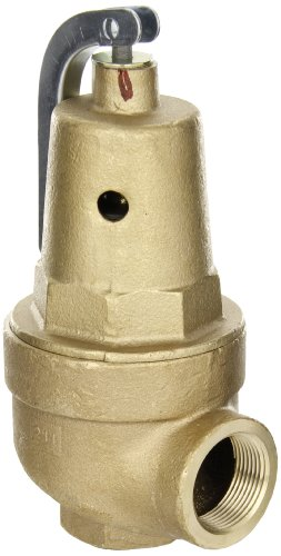 Apollo Valve 10-600 Series Bronze Safety Relief Valve, AS...