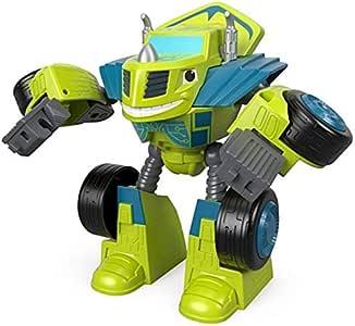 Blaze And The Monster Machines Transformação Robô Zeg