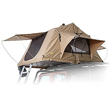 Smittybilt 2783 Overlander Roof Top Folded Tent