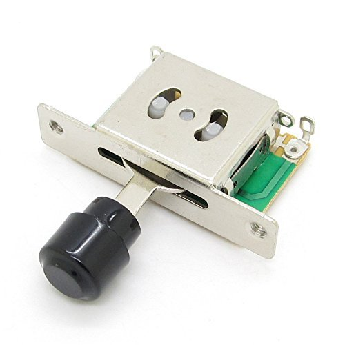 3 Way Selector Switches,Guitar Pickup Toggle Lever Switches For Tele ST Electric Guitar