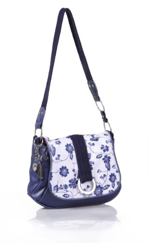 Okiedog Luxe Delft Genie Diaper Bag