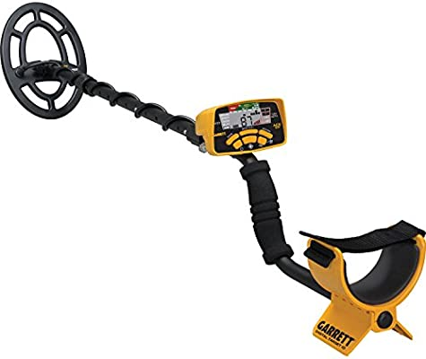 Garrett ACE 300 Metal Detector with Waterproof Coil Pro-Pointer II and Carry Bag
