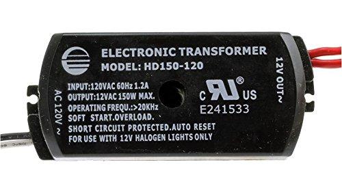 150W ELECTRONIC LOW VOLTAGE HALOGEN TRANSFORMER HD150-120 150w Electronic Transformer