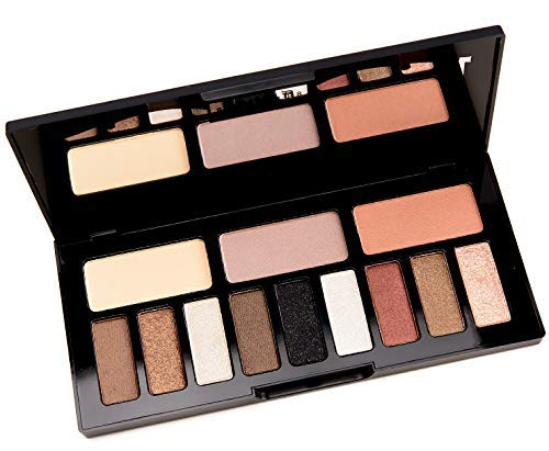 KAT VON D Shade + Light Glimmer Eye Contour Palette (Kat Von D Makeup Blush)