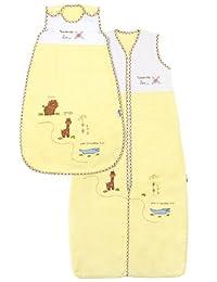 Slumbersac - Gigoteuse bébé toute l'année - Tog 2.5 - Zoo - Taille 12-36 mois/104cm
