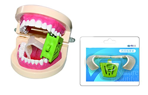 SDent USA FDA & TUV CE 1 Set Dental Mouth Prop & Tongue Guard Kit Includes 3 Blisters (L+M+S) Cheek Retractor