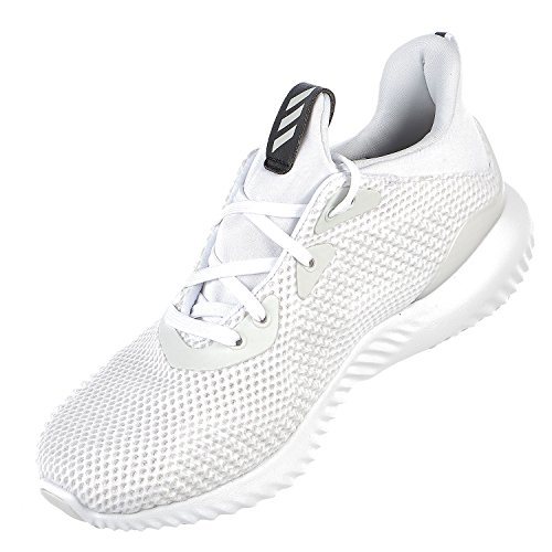 Adidas Performance Women's Alphabounce 1 w Running Shoe, White/Crystal White/Grey One, 7.5 Medium US