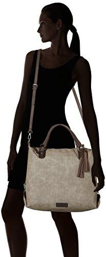 y Shoppers Tozzi Mujer 61016 Verde Marco Salvia de Comb bolsos hombro wPtUEqqRx