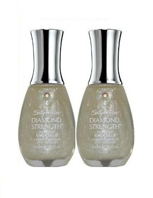 (Sally Hansen Diamond Strength No Chip Nail Color #01 STRING OF PEARLS (PACK OF 2))