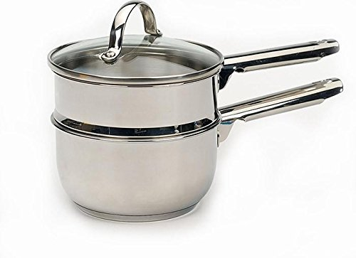 RSVP Endurance 1 Qt. Induction Double Boiler MDB 1IN