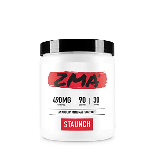Bestselling ZMA Mineral Supplements