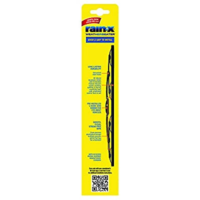 Rain-X RX30212 Weatherbeater Wiper Blade - 12-Inches - (Pack of 1): Automotive