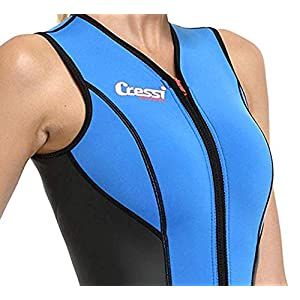 Cressi-Idra-Swimsuit-Traje-de-bao-de-Neopreno-2-mm-para-Mujer