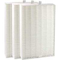 3 Pack Air Purifier HEPA Filters for Honeywell R Filters, HRF-R2, HRF-R3; Fit HPA-090 HPA-100 HPA200 & HPA300 Series