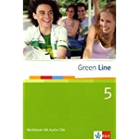 Green Line 5: Workbook 5 + Audio-CD Klasse 9 (Green Line. Bundesausgabe ab 2006)