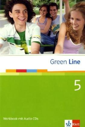 Green Line 5: Workbook 5 + Audio-CD Klasse 9 (Green Line. Bundesausgabe ab 2006)