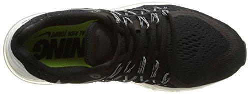 Nike 0715sho157 Zwarte Atletische Hardloopschoenen Voor Dames 8.5 $ 190 Nieuw