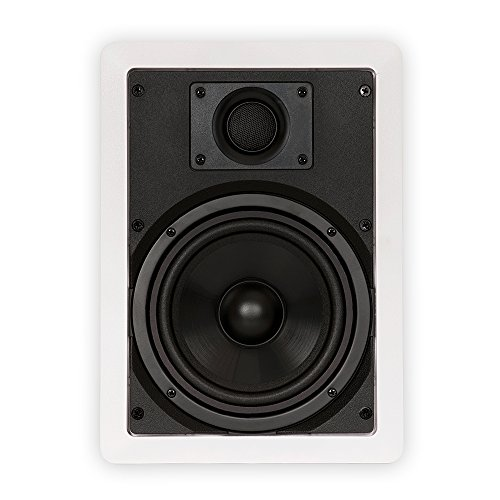 Theater Solutions CS6W In Wall 6.5' Speakers Surround