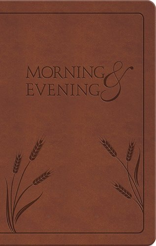 By Charles Haddon 1834-1892 Spurgeon Morning and Evening: Daily Readings [Paperback] pdf epub