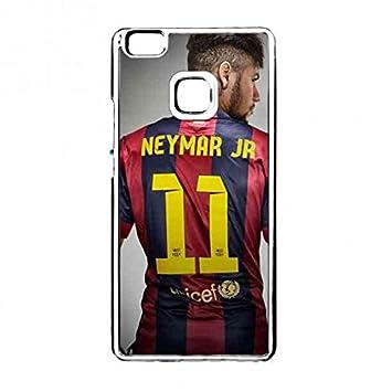 b01af740cea transparente HuaWei P9 Lite[P9 Lite] Neymar Funda Carcasa,Barcelona Neymar  Carcasa De