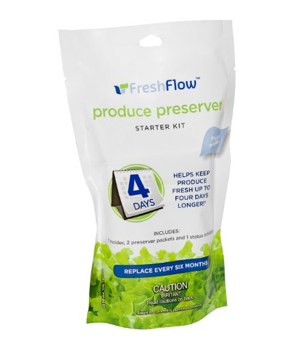 Whirlpool P1FB6S1 Fresh Flow Produce Preserver Starter Kit