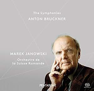 Bruckner: The Symphonies [Box Set]