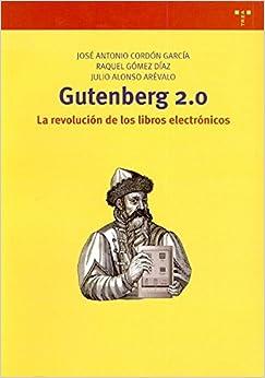 Book Gutenberg 2.0 . La Revolucion De Los Libros