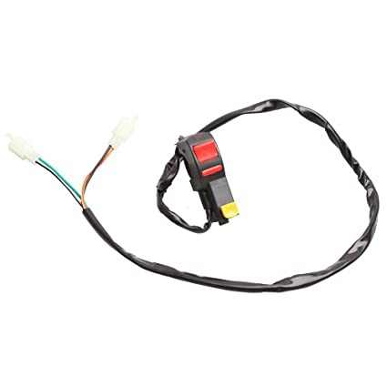 Prime Amazon Com Mc Mp Kill Switch With Start Button For Chinese Dirt Wiring Digital Resources Remcakbiperorg