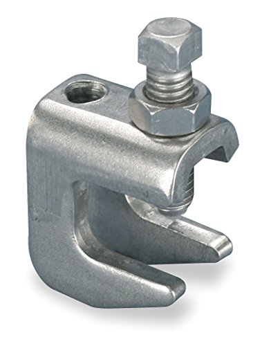 Beam Clamp, 3/8 In Rod Size, 304 SS (Caddy Beam Clamps)
