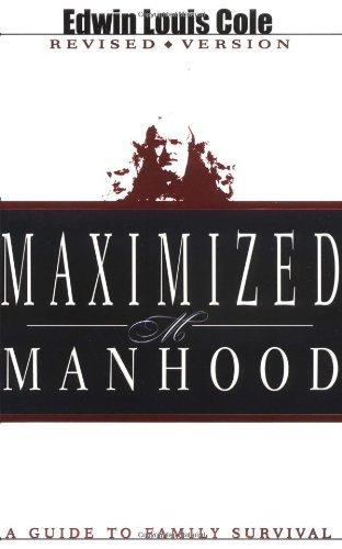 Maximized Manhood COLE EDWIN product image