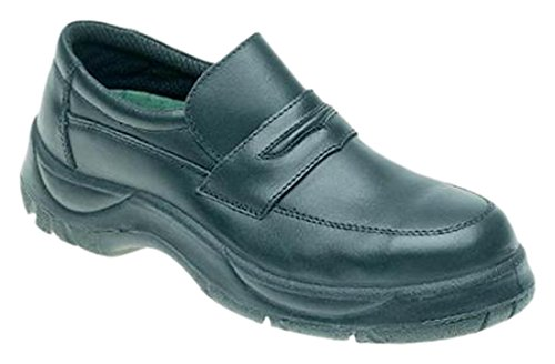 Himalayan 611-5,0 doppia densità, imbottitura-Scarpe di sicurezza, misura 5, colore: nero