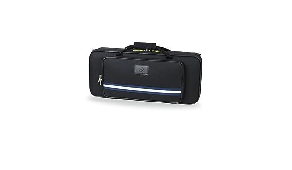Amazon.com: ESTUCHE TROMPETA REF. 9906 BGD NEGRO Medidas externas: 55x25x13cm: Musical Instruments