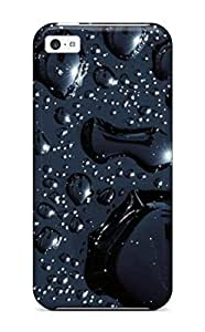 Christopher T Allen Iphone 5c Hybrid Tpu Case Cover Silicon Bumper Abstract6