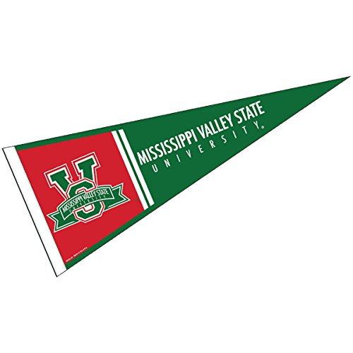 Mississippi Valley State University (Mississippi Valley State Pennant Full Size Felt)