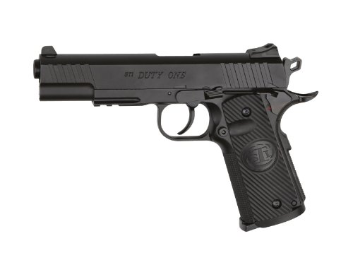 ASG Licensed STI Duty One CO2 .177 BB Air Pistol - Black